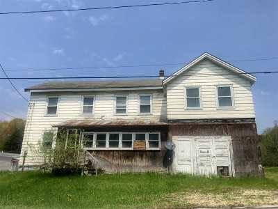 Ephratah NY Single Family Home New: $24,000