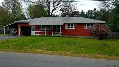 Ballston Spa Single Family Home For Sale: 69 Margaret Dr