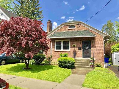 Albany Single Family Home New: 63 Norwood Av