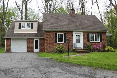 Scotia Single Family Home For Sale: 38 Spring Rd