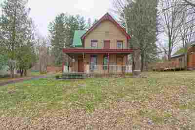 Ballston Spa, Round Lake Single Family Home For Sale: 207 Saratoga Av