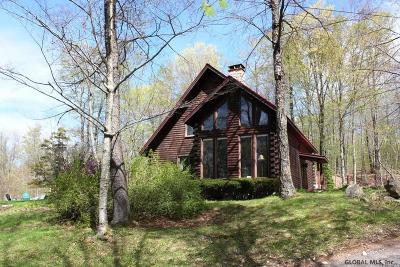 Saratoga County Single Family Home New: 565 North End Rd