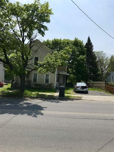 Glens Falls Multi Family Home New: 54 Mohican St