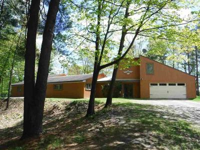 Columbia County Single Family Home New: 92 Knickerbocker Rd
