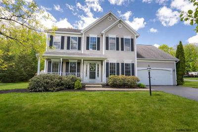 Albany County Single Family Home New: 200 Hasgate Dr
