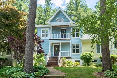 Saratoga Springs Single Family Home Back On Market: 6 Sarazen St