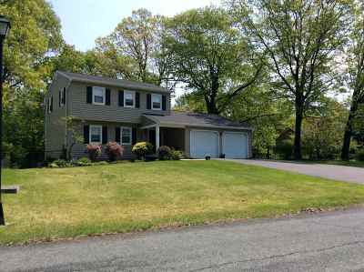 Rensselaer County Single Family Home New: 137 Horizon View Dr