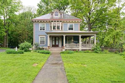 Troy Single Family Home For Sale: 290 Pawling Av