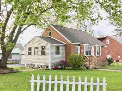 Rotterdam Single Family Home For Sale: 2551 Barton Av