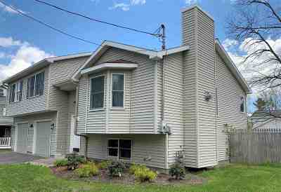 Glens Falls Single Family Home New: 17 Arlington St