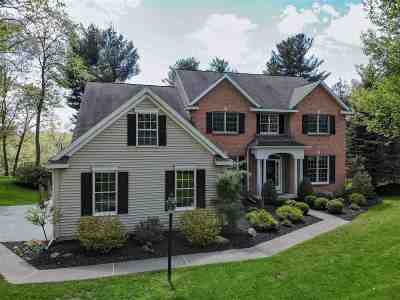 Saratoga County Single Family Home New: 376 Riverview Rd