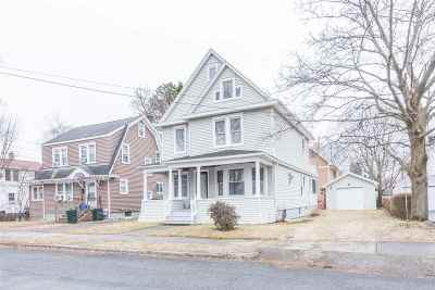 Rensselaer County Single Family Home New: 12 Lincoln Ter