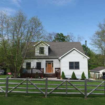 Albany County Single Family Home New: 2448 Delaware Turnpike