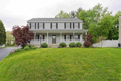 Albany County Single Family Home New: 38 Voyage Dr