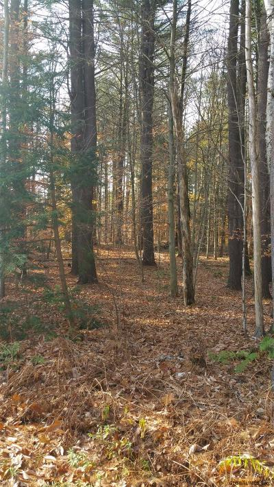 Saratoga County Residential Lots & Land New: Blanchard Rd