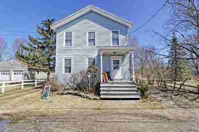 Salem Single Family Home New: 16 Blanchard St