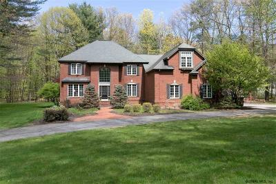 Saratoga County Single Family Home New: 10 Winding Brook Dr