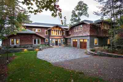 Lake George Tov NY Single Family Home New: $717,025