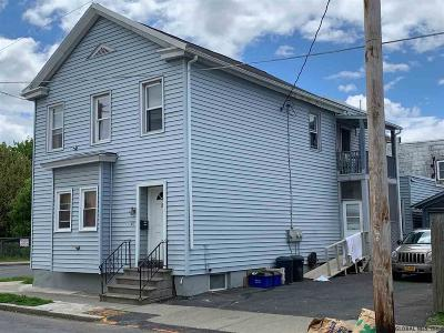 Saratoga County Multi Family Home New: 26 South St