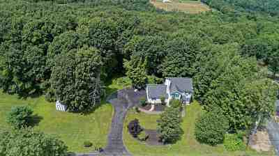 Rensselaer County Single Family Home New: 535 Snake Hill Rd