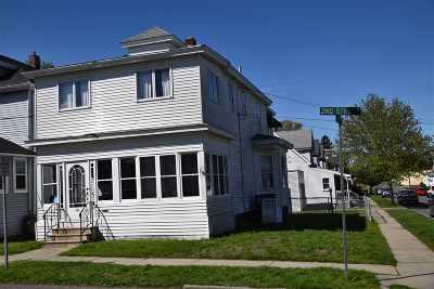 Watervliet Single Family Home For Sale: 601 2nd St