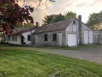 Albany County Single Family Home New: 882 County Rt 402