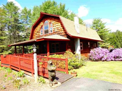 Bolton Single Family Home For Sale: 1771 E Schroon River Rd