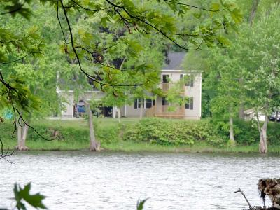 Saratoga County Single Family Home For Sale: 179 River Rd