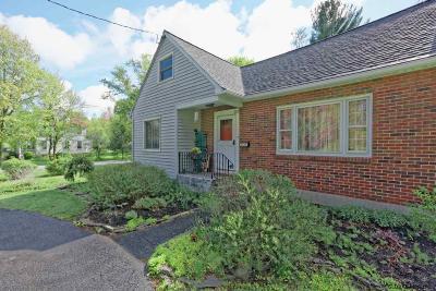 Niskayuna Single Family Home For Sale: 928 Balltown Rd