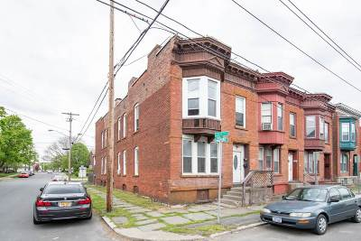 Watervliet Multi Family Home For Sale: 2401 Broadway
