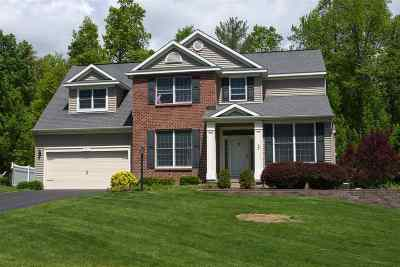 Clifton Park Single Family Home Price Change: 47 Sterling Heights Dr