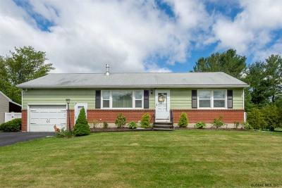 Cohoes Single Family Home New: 28 McDonald Dr