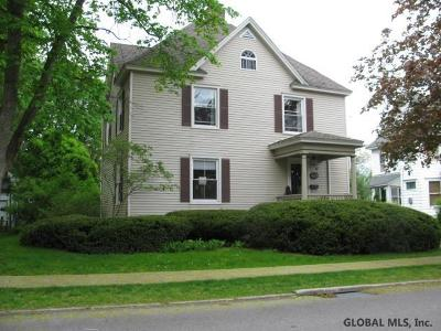 Gloversville Single Family Home Active-Under Contract: 123 Second Av