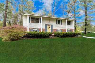 Saratoga Springs Single Family Home Active-Under Contract: 9 Skidmore Dr