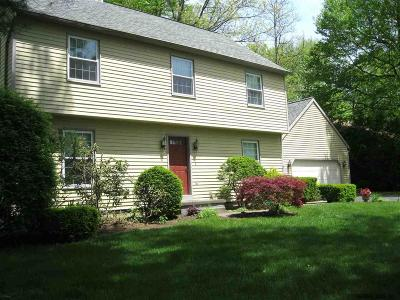 Clifton Park Single Family Home For Sale: 6 Orchard Park Dr