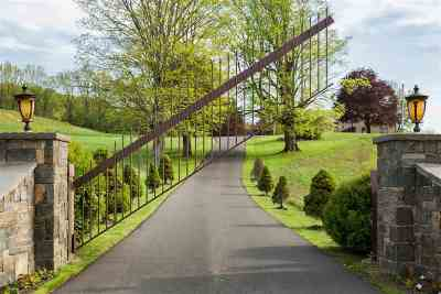Saratoga Single Family Home For Sale: 411 Cedar Bluff Rd