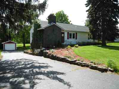 East Greenbush Single Family Home For Sale: 52 Thompson Hill Rd