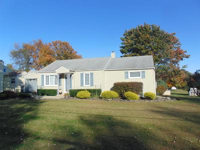 Single Family Home For Sale: 1090 Burden Lake Rd