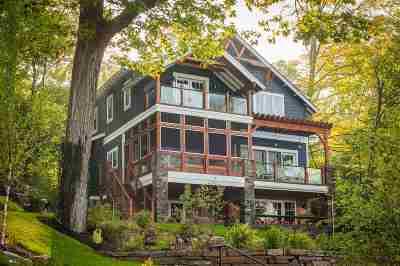 Lake George Single Family Home For Sale: 59 Huna Way #Lot 6