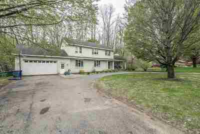 Queensbury, Fort Ann Single Family Home For Sale: 15 Orchard Dr