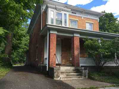 Troy Single Family Home For Sale: 612 5th Av
