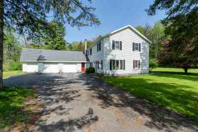Galway, Galway Tov, Providence Single Family Home For Sale: 5409 Parkis Mills Rd