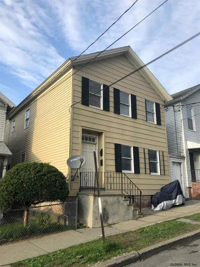 Hudson Multi Family Home For Sale: 852 Columbia St