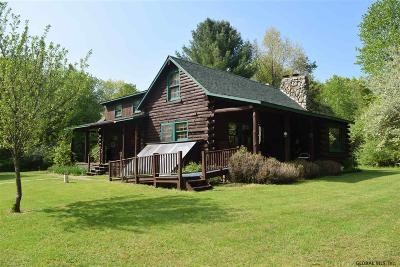 Rensselaer County Single Family Home For Sale: 111 Garfield Rd