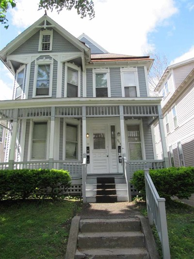 Schenectady Multi Family Home For Sale: 848 Union St