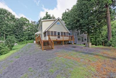 Rensselaer County Single Family Home For Sale: 23 North Shore Dr