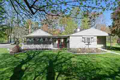 Niskayuna Single Family Home For Sale: 921 Randall Rd