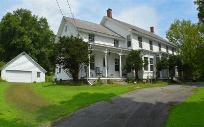 East Greenbush Single Family Home Price Change: 106 Moore Rd