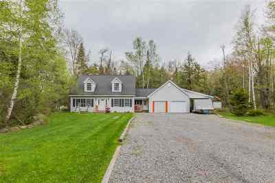 Hamilton County Single Family Home For Sale: 2797 State Route 8