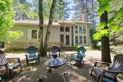 Johnsburg Single Family Home For Sale: 45 Mountain Path
